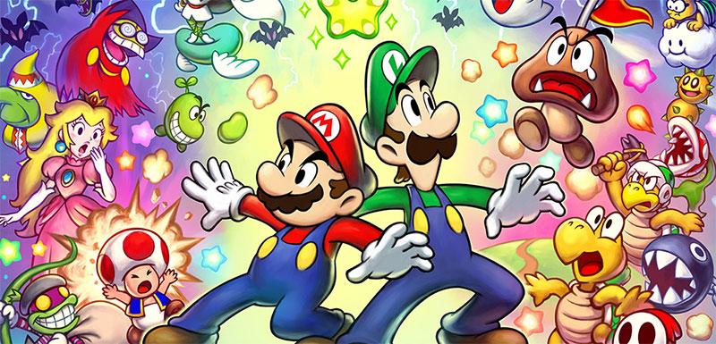 Test – Mario & Luigi : Starstar Saga + Les Sbires de Bowser