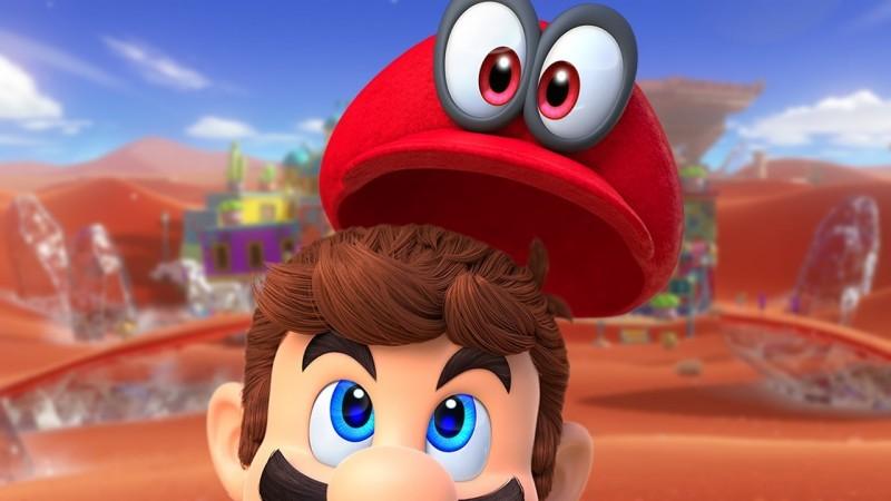 Super Mario Odyssey : Une bande-annonce pour son lancement