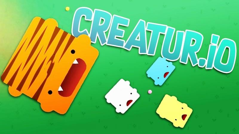 Jeu gratuit de la semaine : Creatur.io