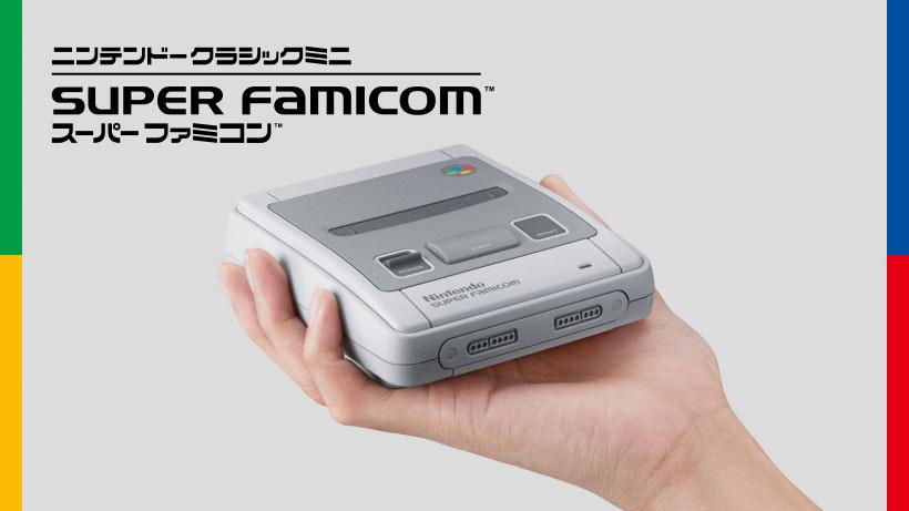 La Super Famicom Mini se vend bien au Japon