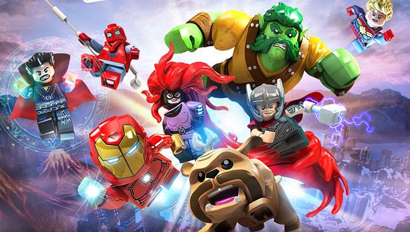 Test – LEGO Marvel Super Heroes 2 : La foire au Super-héros de chez Marvel
