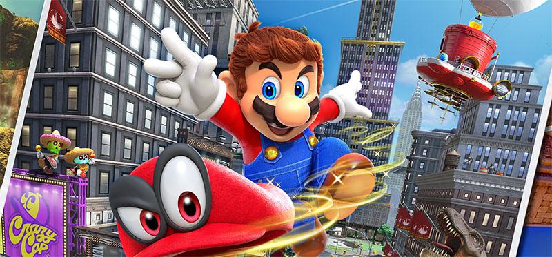 Test – Super Mario Odyssey : Le retour du roi de la plate-forme