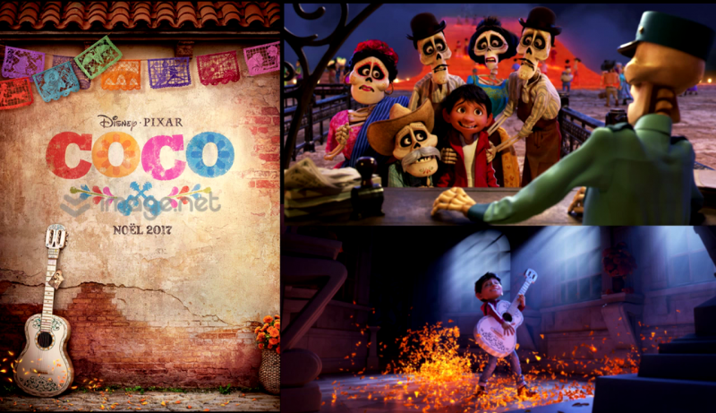 La critique a chaud : Coco des studios Disney/Pixar