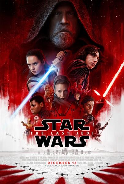 La critique a chaud : Star Wars épisode 8 – Les derniers Jedï (sans spoil)