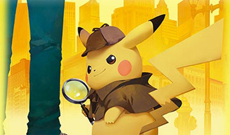 Test – Detective Pikachu : une enquête électrisante sur 3DS