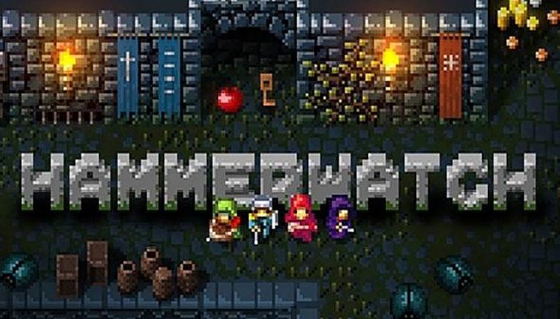 Test – Hammerwatch : un dungeon crawler un peu trop rétro