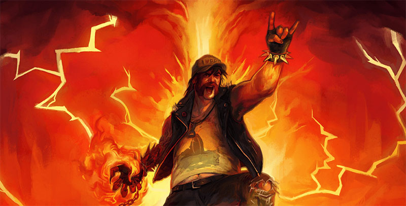 Test – SEUM Speedrunner from Hell : Le Metal, c'est un style de vie !