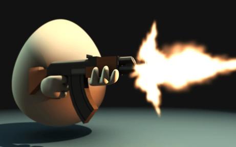 Test – Shell Shockers : un jeu de tir a l'oeuf