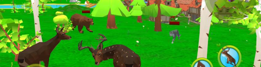 Test – Deer Simulator