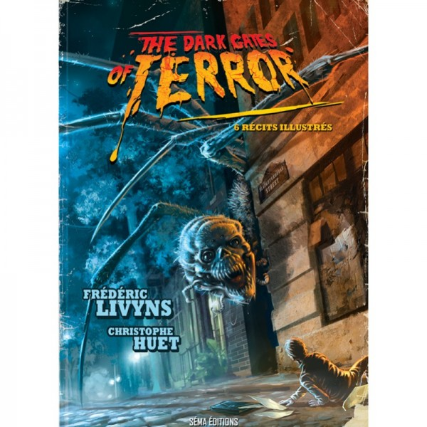 Le coin du libraire – The dark gates of terror