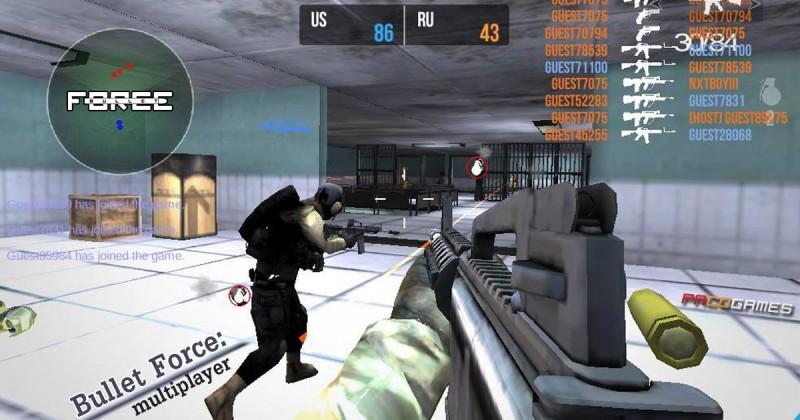Test – Bullet Force Multiplayer