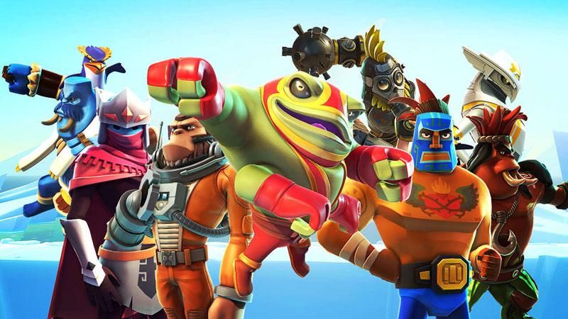 Test – Brawlout : Smash Bros a bien changé