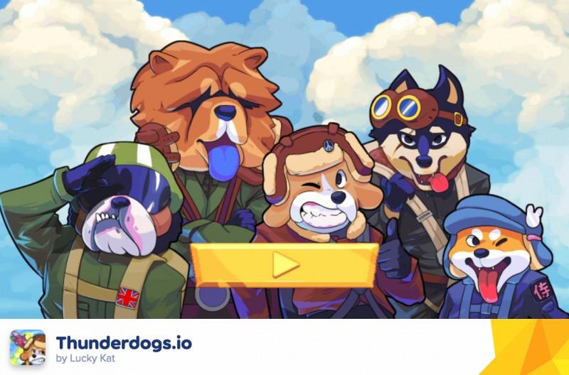 Test : Thunderdogs.Io