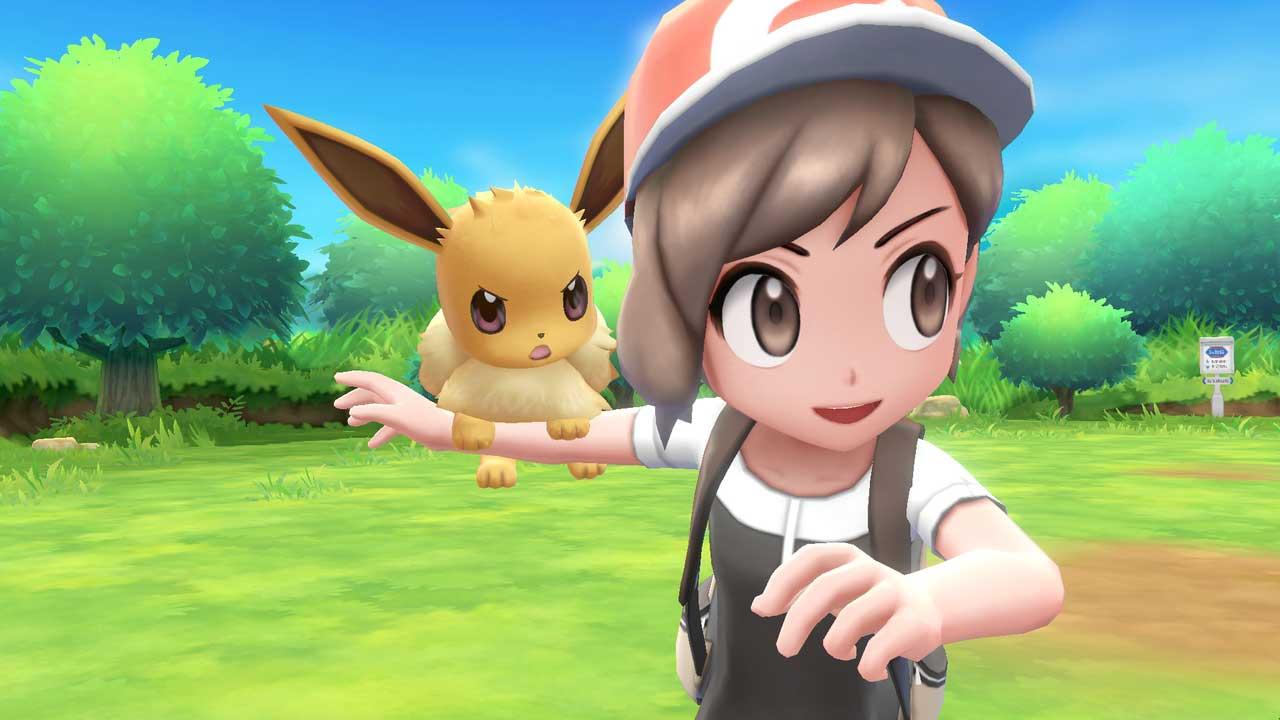 Test – Let's Go, Evoli & Pikachu : Une aventure nostalgique sur Nintendo Switch