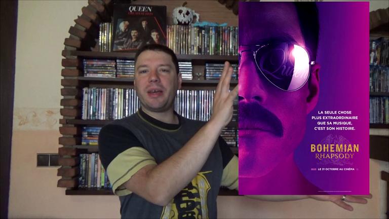 La critique a chaud – Bohemian Rhapsody