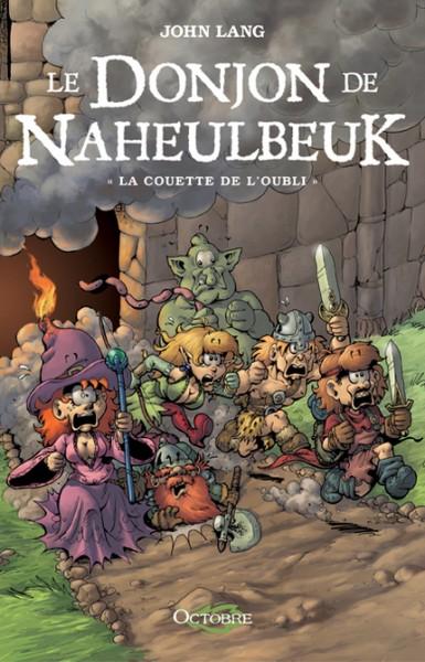 Le coin du libraire – Le Donjon de Naheulbeuk – La couette de l'oubli