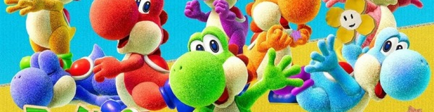 Yoshi's Crafted World arrive sur Nintendo Switch le 29 mars