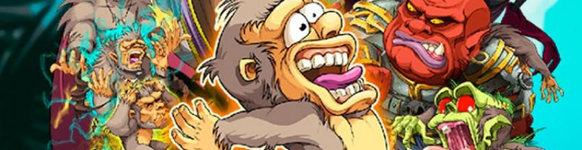 Test – Toki : du singe et un classique de l'arcade sur Nintendo Switch