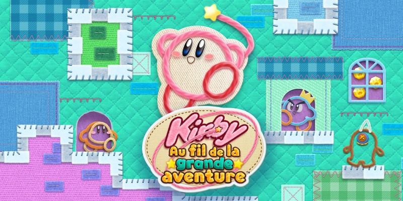 Bande-annonce de sortie pour Kirby : Au fil de la grande aventure
