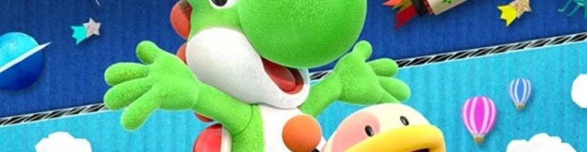 Yoshi's Crafted World se lance en vidéo