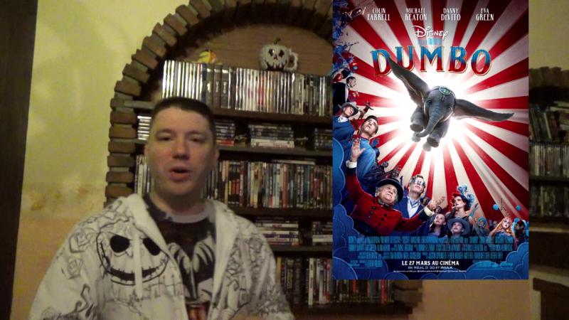 La critique a chaud – Dumbo de Tim Burton