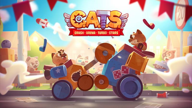 Test – CATS: Crash Arena Turbo Stars