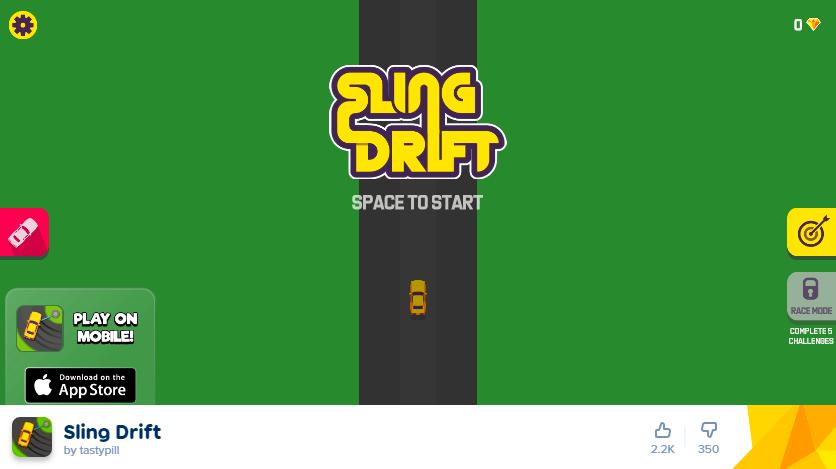 Test – Sling Drift