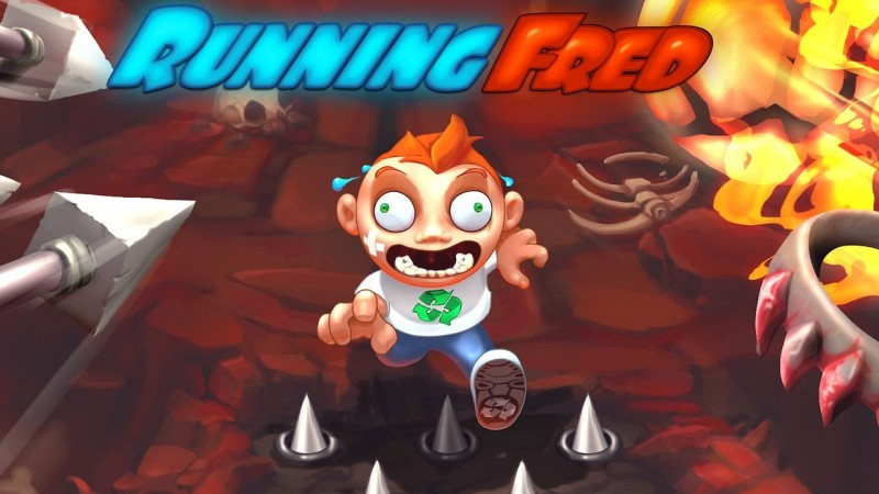 Test – Running Fred